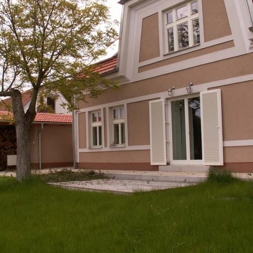Rekonstrukce domu v Suchdole