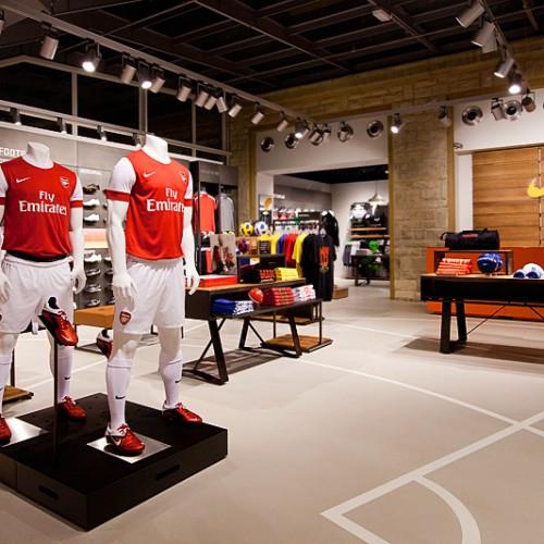 Nike Prague